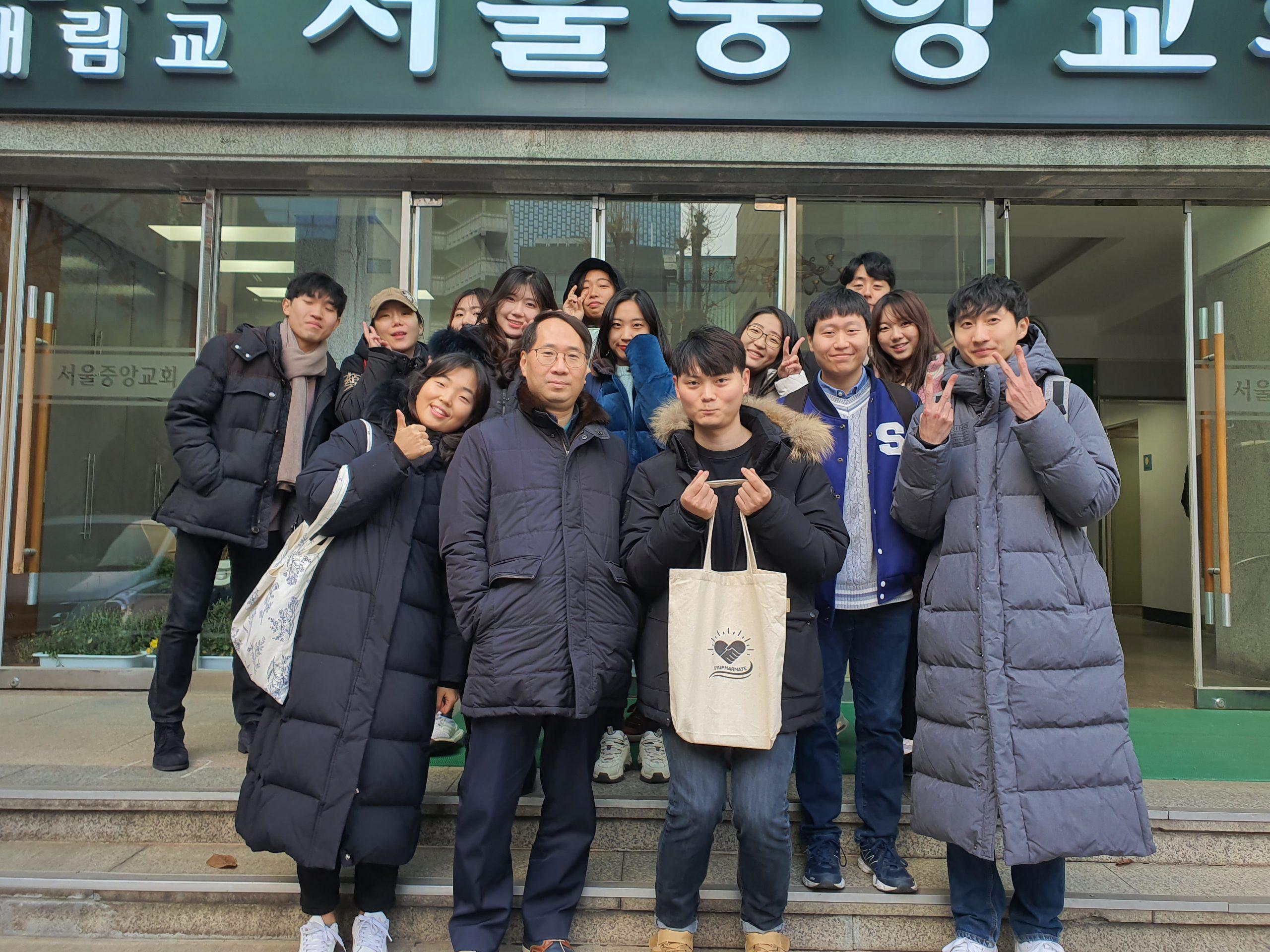 2019-2 전공연계봉사클럽 [팜케어] 활동사진