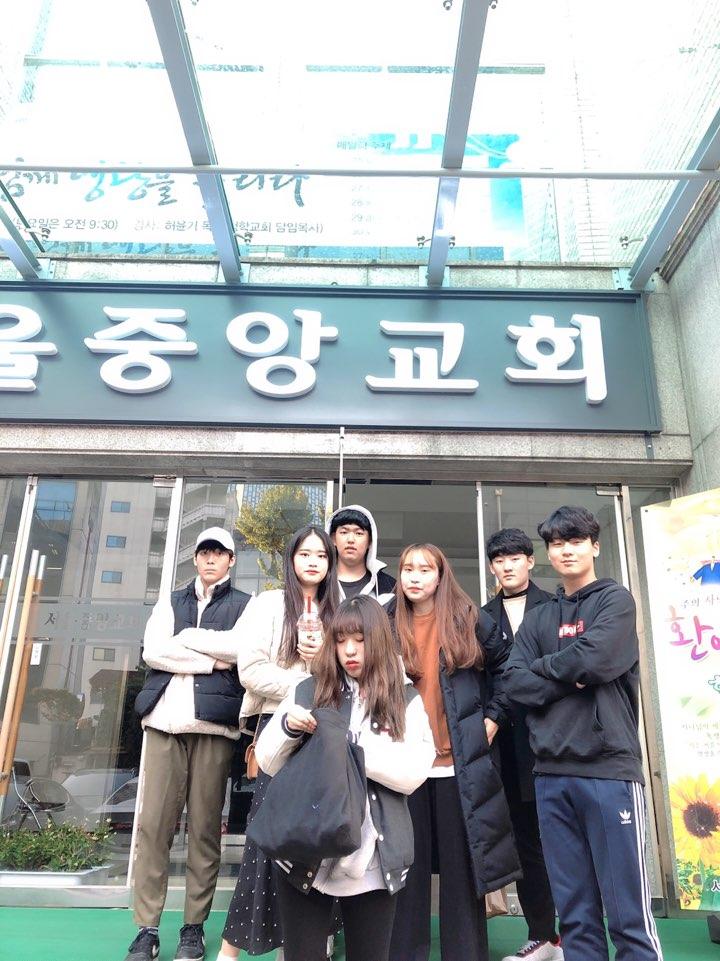 2019-2 전공연계봉사클럽 [은빛샘] 활동사진