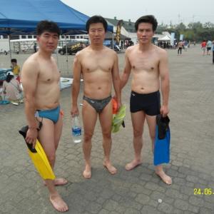 23회 장거리 핀수영대회
