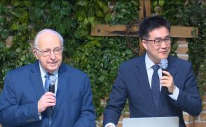 2019년 11월 30일 안식일예배, James Nix – Dedicated hands