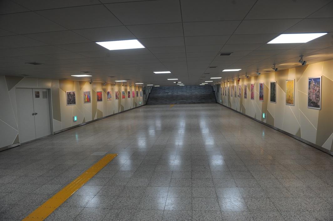 아시아지하보도 갤러리 전시장 무료대관 안내[0]