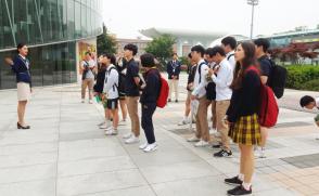 2017년 05월 12일 - 리라아트고등학교 캠퍼스투어