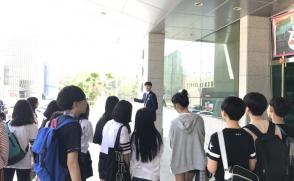 2017년 05월 19일 - 갈매중학교 캠퍼스투어