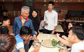 [보도자료] 삼육대 국제교육원, '외국인 유학생 한가위 축제'