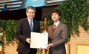 [보도자료] 삼육대 김광철 과장, 부총리 겸 교육부장관 표창