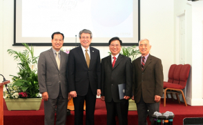 'Glory 삼육' 뉴욕지역 발전위원회 회장에 안상기 목사 선임