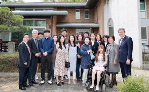 장애학생.학부모 간담회&장학금 수여식(2019.4.24)