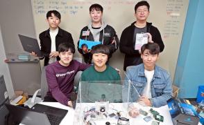 학생 스타트업 야하잇, '스마트항만' 창업비 2600만원 수주