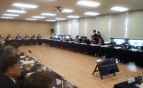 제7회 캠퍼스타운 정책협의회 참석(2019.10.31)