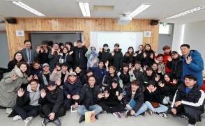 [보도자료] 삼육대 글로벌한국학과, 외국인 신입생 환영식 개최