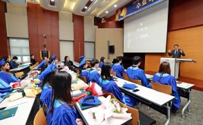 'K-Move 스쿨' 수료식 격려 (2019.12.15)