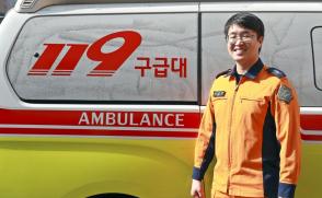 """[열정 36℃] 소방관이 된 시민영웅 """"이젠 시민의 안전을 지킵니다"""""""