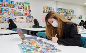 [삼육동사진관] 두 달 만에 열린 캠퍼스…11일부터 '제한적 대면수업'