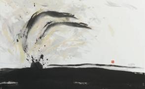 [힐링이 있는 그림 이야기] 바람이 분다 - 순천만 인상