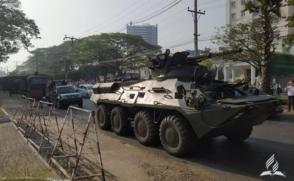 미얀마군 공습에 카렌족 필사의 탈출…ASAPH이 전한 현지 상황