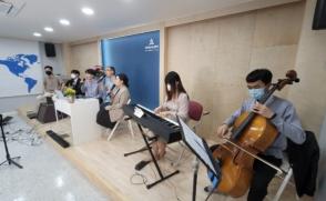 中 10개 도시 5천명 참여…중국어교회 온라인 전도회